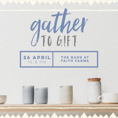 Gather to Gift Event
